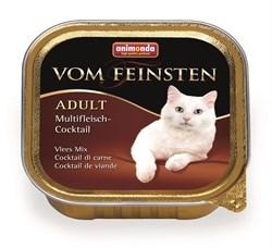 Animonda - Консервы для взрослых кошек (коктейль из разных сортов мяса) Vom Feinsten Adult - фото 15678