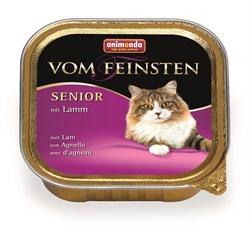 Animonda - Консервы для кошек старше 7 лет (с ягнёнком) Vom Feinsten Senior - фото 15700