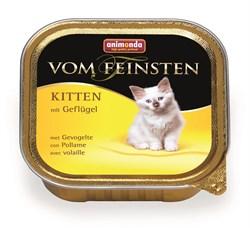 Animonda - Консервы для котят (с домашней птицей) Vom Feinsten Kitten - фото 15704