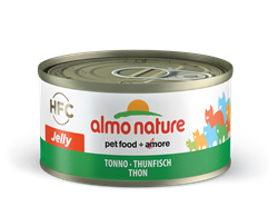 "Almo Nature - Консервы для Кошек ""Тунец в желе"" HFC Jelly Adult Cat Tuna - фото 15942"