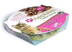 """Applaws - Консервы для кошек """"Нежное филе Тунца с Крабовым мясом"""" Cat Succulent Tuna with Crab - фото 15974"""