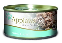 Applaws - Консервы для кошек (филе тунца) Cat Tuna Fillet - фото 15985