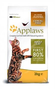 Applaws - Сухой корм беззерновой для кошек (с курицей и овощами) Dry Cat Chicken - фото 16426
