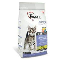 "1St Choice - Сухой корм для котят ""Здоровый старт"" (цыпленок) - фото 16505"