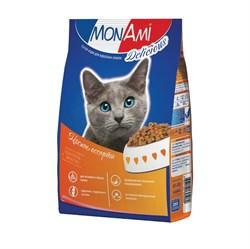 MonAmi - Сухой корм для кошек (мясное ассорти) - фото 16594