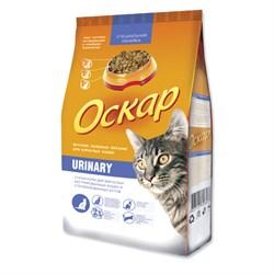 Оскар - Сухой корм для кошек для профилактики мочекаменной болезни URINARY - фото 16599