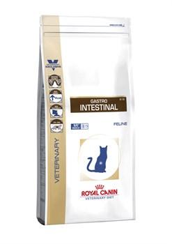 Royal Canin (вет. диета) - Сухой корм для кошек при нарушении пищеварения GASTRO INTESTINAL GI32 - фото 16792