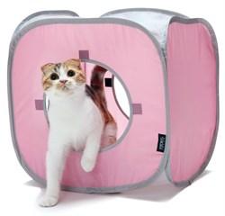 "Kitty City - Домик для кошек Кубик Рубик ""Kitty Play Cube"", 38*38*38см - фото 16859"
