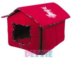 Dezzie - Домик для кошек, 42*35*35 см - фото 16860