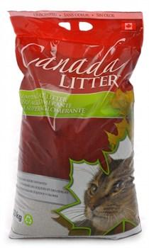 """Canada Litter - Наполнитель комкующийся """"Запах на замке"""" для кошек (без запаха) Scoopable Litter - фото 16881"""