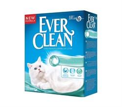 Ever Clean - Наполнитель комкующийся для кошек (с ароматом морского бриза) Aqua Breeze - фото 16887