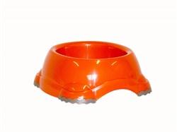 Moderna - Миска нескользящая Smarty, 2200 мл, оранжевая - фото 16947