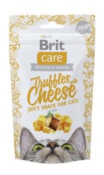 "Brit - Лакомство для кошек ""Подушечки с сыром"" Care Truffles Cheese - фото 17109"