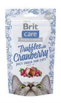 "Brit - Лакомство для кошек ""Подушечки с клюквой"" Care Truffles Cranberry - фото 17110"