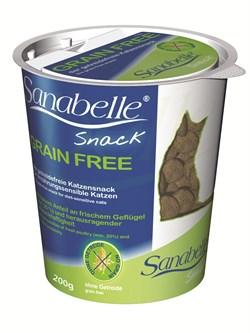 Sanabelle - Лакомство для кошек Grain Free Snack - фото 17124