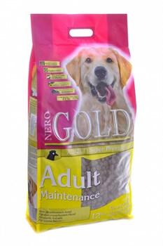 "Nero Gold Super Premium - Сухой корм для взрослых собак ""Контроль веса"" (курица с рисом) Adult Maintenance Chicken & Rice - фото 17337"