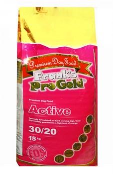 "Frank's ProGold - Сухой корм для рабочих пород собак ""Заряд бодрости"" Active - фото 17463"