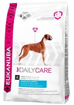 Eukanuba - Сухой корм для собак с чувствительными суставами (курица) Daily Care Adult Dog Sensitive Joints - фото 17479