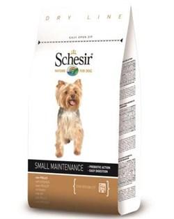 Schesir - Сухой корм для собак мелких пород (курица) - фото 17501