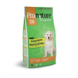 Pronature Original - Пронатюр 28 сухой корм для щенков крупных пород (цыпленок) - фото 17502