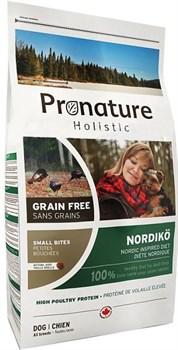 Pronature Holistic GF - Сухой корм для собак Нордико (мелкие гранулы) - фото 17508