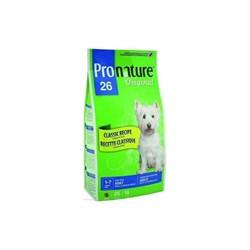 Pronature Original - Пронатюр 26 сухой корм для собак мелких и средних пород (цыпленок) - фото 17509