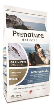 Pronature Holistic GF - Сухой корм для собак Средиземноморское меню (мелкие гранулы) - фото 17514
