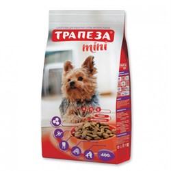 Трапеза - Сухой корм для собак мини пород MINI - фото 17767