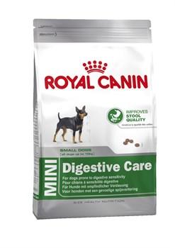 Royal Canin - Сухой корм для собак мелких пород с чувствительным пищеварением MINI DIGESTIVE CARE - фото 18074
