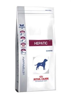 Royal Canin (вет. диета) - Сухой корм для собак при заболеваниях печени HEPATIC HF16 - фото 18080