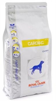 Royal Canin (вет. диета) - Сухой корм для собак при заболеваниях сердца CARDIAC EC26 - фото 18085