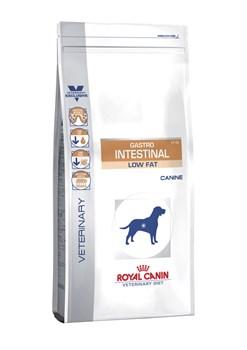 Royal Canin (вет. диета) - Сухой облегченный корм для собак при нарушении пищеварения GASTRO INTESTINAL LOW FAT LF22 - фото 18088