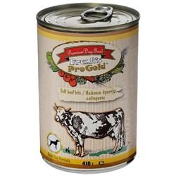 """Frank's ProGold - Консервы для собак """"Нежные кусочки говядины"""" Soft beef bits Adult Dog Recipe - фото 18191"""