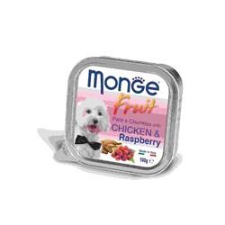 Monge - Консервы для собак (курица с малиной) Dog Fruit - фото 18193