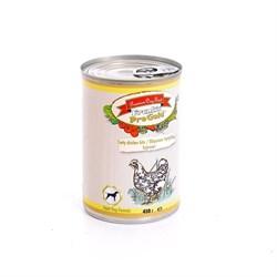"""Frank's ProGold - Консервы для собак """"Вкусные кусочки курицы"""" Tasty chicken bits Adult Dog Recipe - фото 18221"""