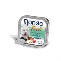 Monge - Консервы для собак (ягненок с яблоком) Dog Fruit - фото 18232