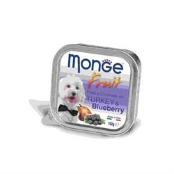 Monge - Консервы для собак (индейка с черникой) Dog Fruit - фото 18234
