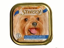 Mr. Stuzzy - Консервы для собак (с телятиной и морковью) - фото 18280