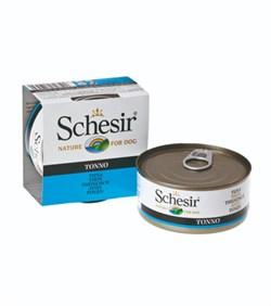 Schesir - Консервы для собак (тунец) - фото 18283