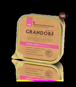 Grandorf - Консервы для щенков (курица) - фото 18458