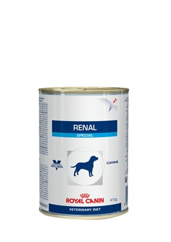 Royal Canin (вет. диета) - Влажный корм для собак с почечной недостаточностью RENAL SPECIAL - фото 18689