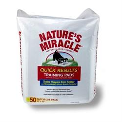 "8in1 - Пеленки приучающие ""Быстрый результат"" (56х58 см) Nature's Miracle Quick Results Training Pads - фото 18742"