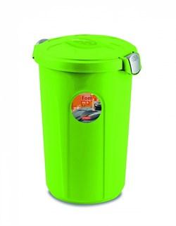 Stefanplast - Контейнер для хранения корма, 45х40х61см, 16кг (ярко зеленый) Container Tom Apple Green - фото 18755