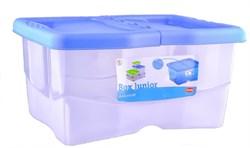 Stefanplast - Контейнер для хранения корма, 40x30x18см, 12л (цвет в ассортименте) Container Junior Assorted - фото 18769