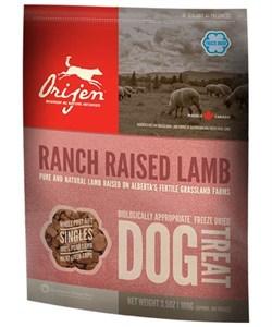 Orijen - Сублимированное лакомство для собак всех пород Lamb - фото 18948