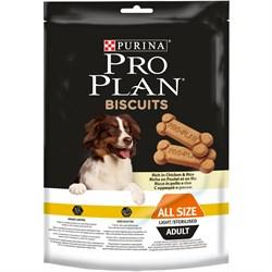 Purina Pro Plan - Лакомство для стерилизованных собак (с курицей и рисом) Biscuits - фото 18986