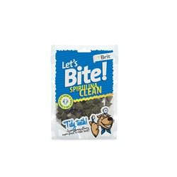 Brit - Жевательное лакомство для собак (со спирулиной) Let's Bite Spirulina Clean - фото 19000