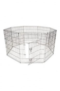 Papillon - Клетка - загон для щенков, 80*100см (Puppy cage 8 panels) - фото 19218