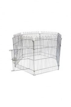 Papillon - Клетка - загон для щенков, 60*80см (Puppy cage 6 panels) - фото 19219