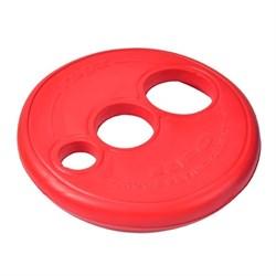 Rogz - Игрушка-фрисби RFO (красный) ROGZ FLYING OBJECT - фото 20324